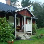 A nossa casa na primeira troca de casa na Suécia