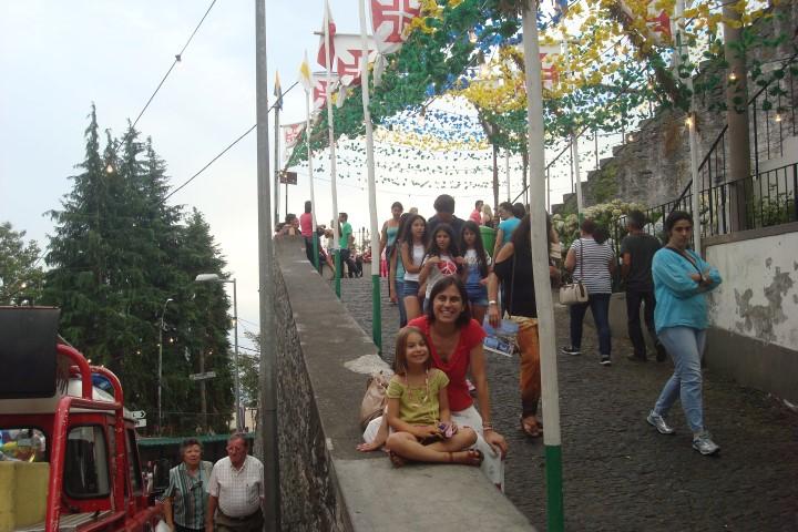 Festa do Monte - Rita e Ana