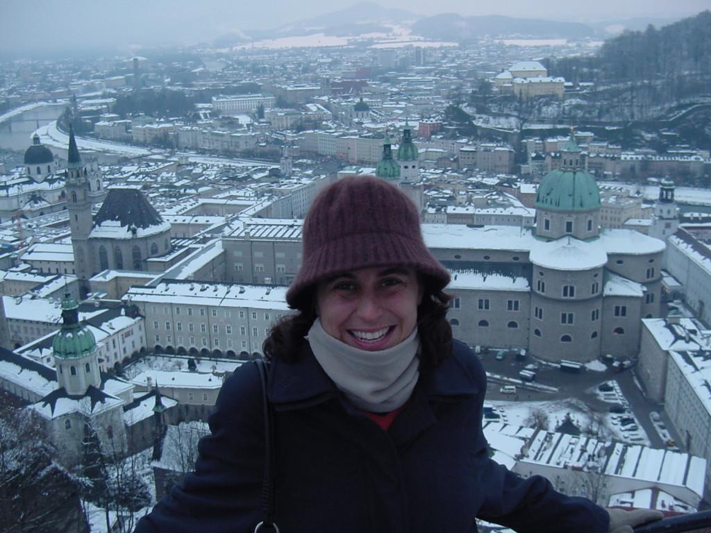 Salzburgo, Áustria, troca de casa 2005