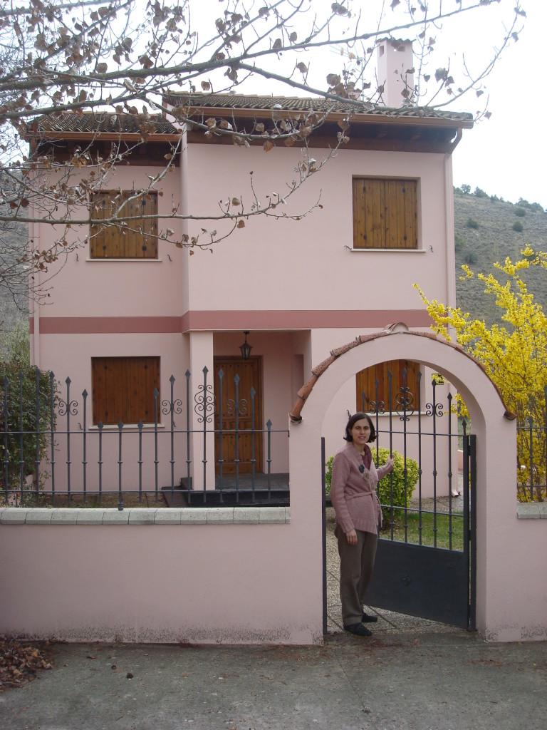 Baides, Espanha, troca de casa 2012