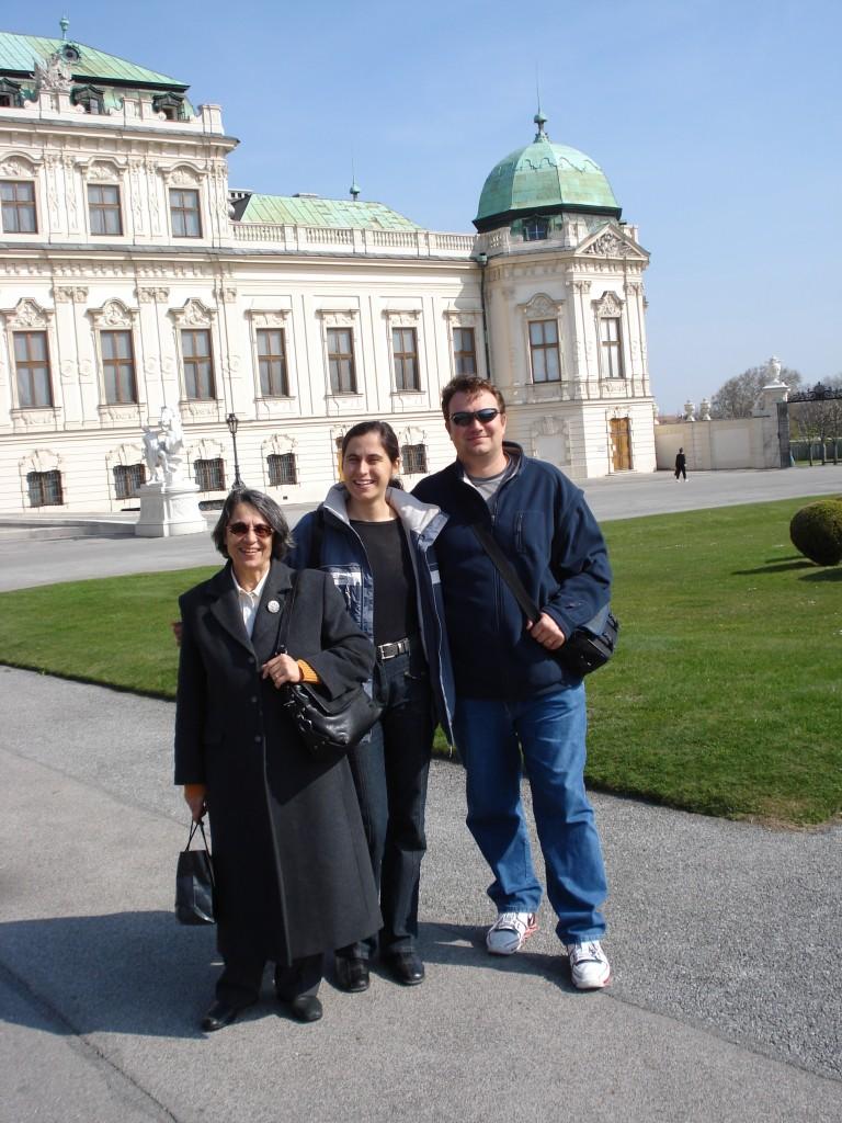Viena, Áustria, troca de casa 2007