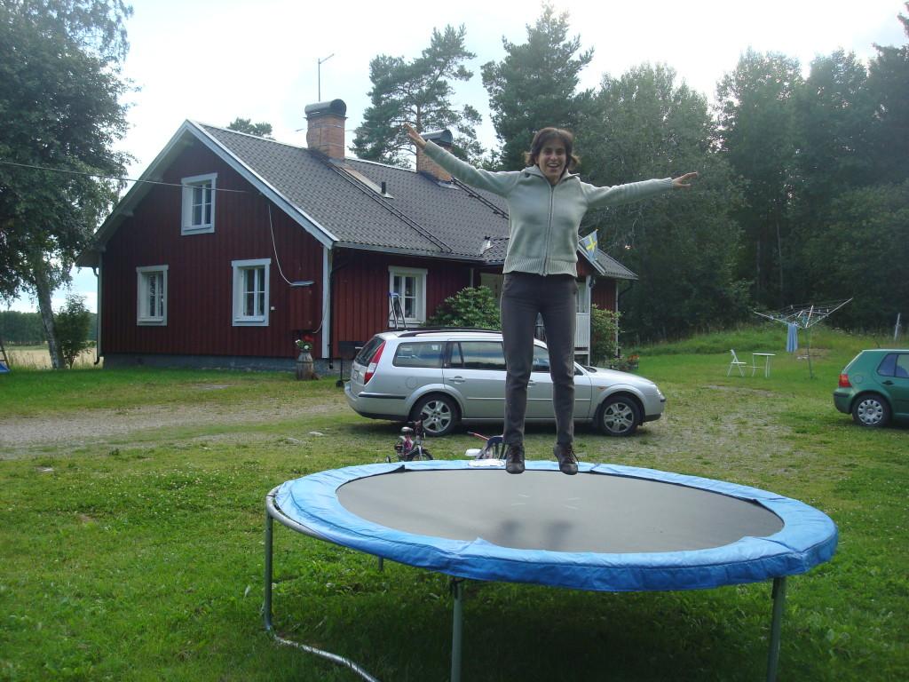 Eskilstuna, Suécia, troca de casa 2012