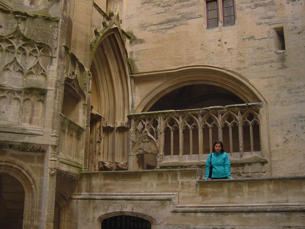 Avignon, França, troca de casa 2006