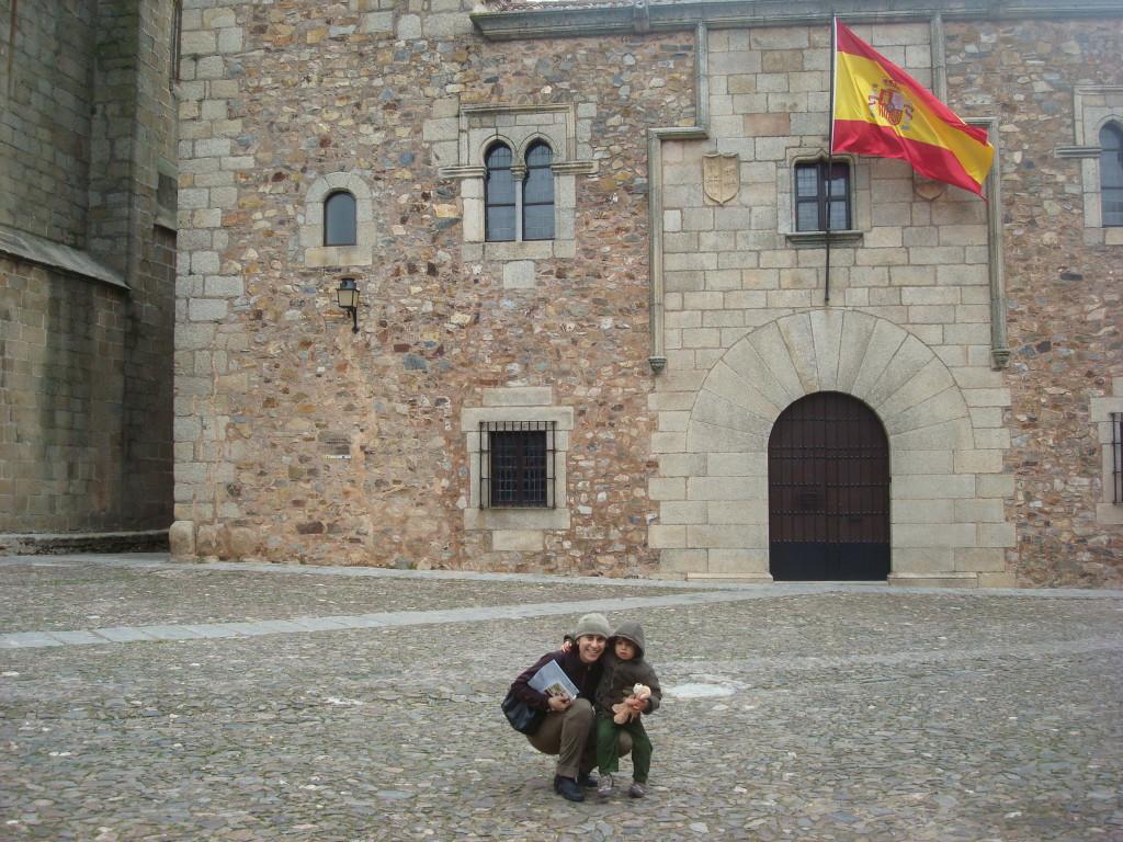 Hornachos, Espanha, troca de casa 2011