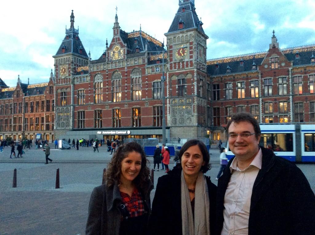 Amesterdão, Holanda, troca de casa 2015
