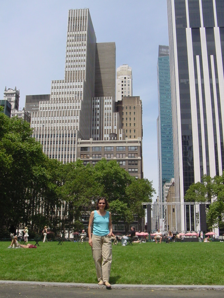 Nova Iorque, Estados Unidos, troca de casa 2005