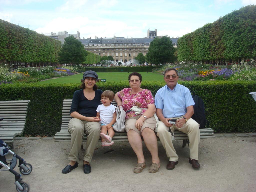 Paris, França, troca de casa 2010