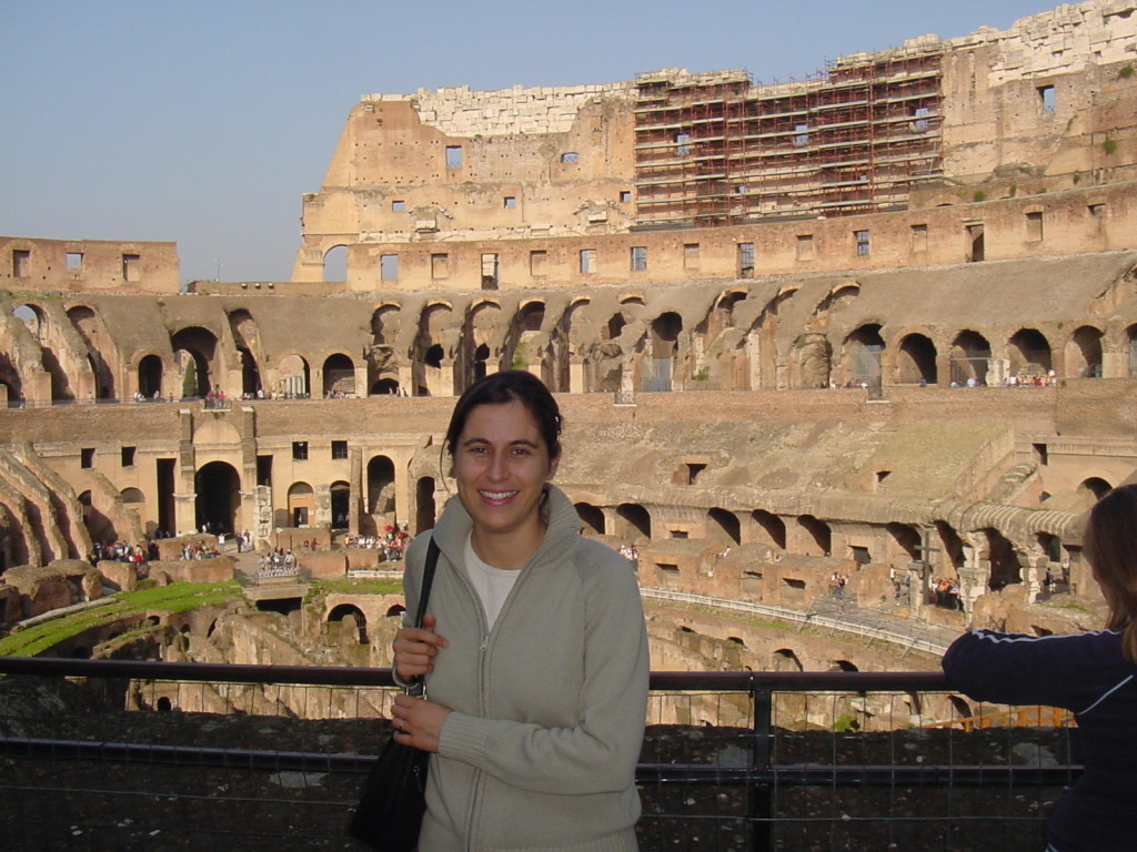 Roma, Itália, troca de casa 2005