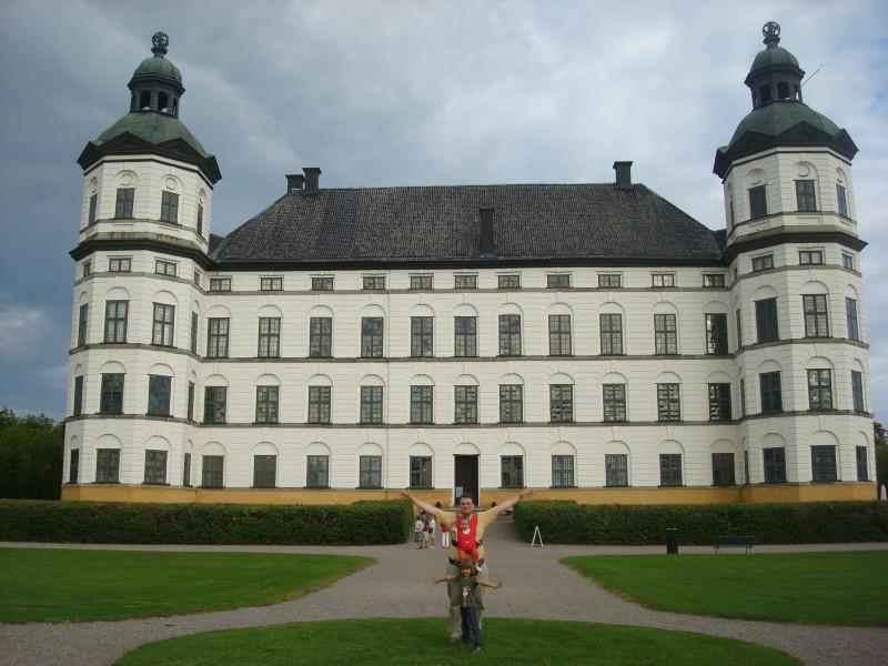 Estocolmo, Suécia, troca de casa 2012