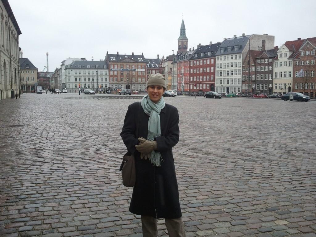 Copenhaga, Dinamarca, troca de casa 2015