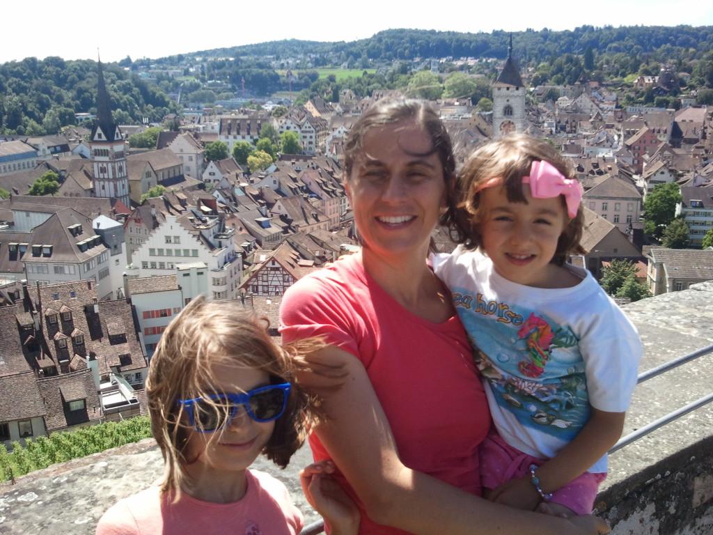 Winterthur, Suíça, troca de casa 2016