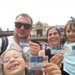 A minha ida à Disneyland Paris